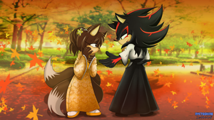 :Contest Entry: Nini and Shadow by nyctoshing