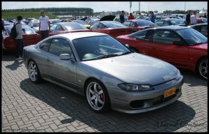 2002 Nissan Silvia S15 by compaan-art