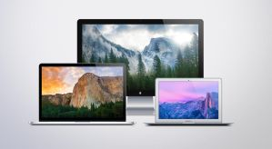 OS X Yosemite Developer Preview 6 Wallpapers by Ziggy19
