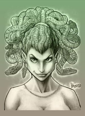 Everybody's Favorite Gorgon