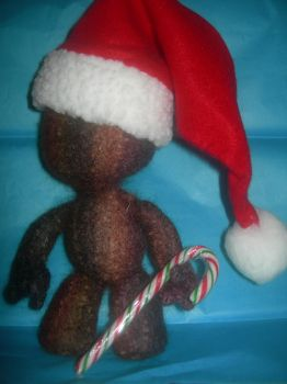Our very own Sackboy by frankensusan