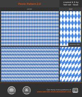 Picnic Pattern 2.0 by Sed-rah-Stock