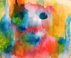 Abstract Painting by kaylamckay