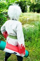 JIRAIYA #2 by Rurupon
