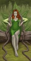 Poison Ivy by KitoYoung