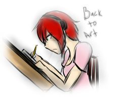 Back To Art by AnimeEmm