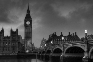 Big Ben by pegeffs