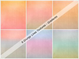 Grungy Lines Textures Gradient by cazcastalla