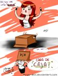 BOX FACE! by Angy-Ann