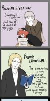 Typical classic literature by Grechka34