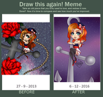 Draw this again. Ft Sailor Girl by Prouds-Art