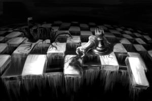 Delusional Checkmate by Amuuna