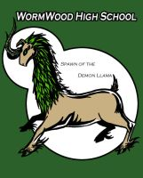 WWP- School Mascot by Tyshea