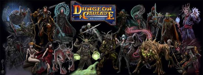 DUNGEON CRUSADE ASSEMBLY... SO FAR by Cadre