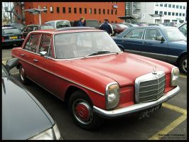 1973 Mercedes-Benz 220 D by compaan-art