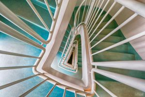 Stairs by bubblefield-photo