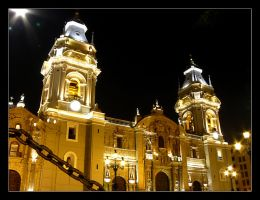 Lima Cathedral IV by Boofunk