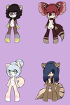 Adopts - CLOSED by M-elted-Ch-ocolate