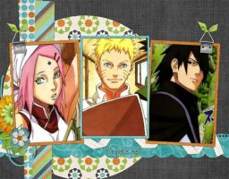 Team 7 Forever Wallpaper by weissdrum
