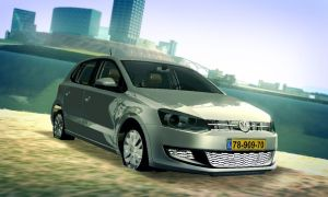 VW Polo '12 (San Andreas) by Whiro153