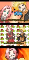 Naruto christmas special by Nishi06