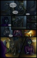 Shadow's Reign chapter 1 pg 2 by Areetala