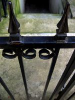 Pointy Gate by jemgirl