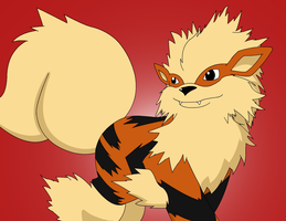 Arcanine by PokeHihi