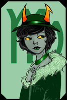 Kanaya being stupidly attractive by Prospitian-Monarch