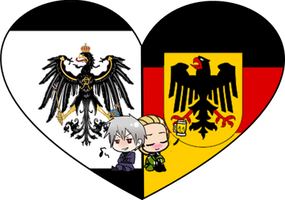 Germanest Shimeji Heart by LadyAxis