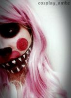 'Five Nights At Freddy's 2 - Mangle' Cosplay by Springtrap-97