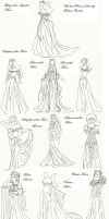 Winetta's Fashion Contest 17 by anelphia