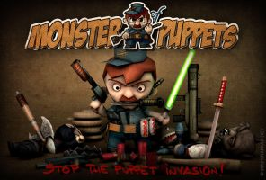 Monster of Puppets: ...more Cleaning by doms3d
