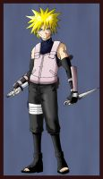 ANBU Naruto by christenlanger
