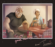 Tea Time by ClassicFiction