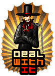 Deal With It 1.0 by half-rose