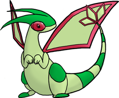Flygon :D by DarkChocolateTurtle