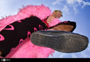 Donquixote Doflamingo by Taichia-Photo