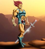 Lion-o2 by NathanKroll