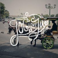 Love Jogja by mumolabs