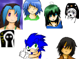 Iscribble dump 3 by twigglesbear