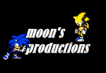 moon's productions logo by moon-the-changehog