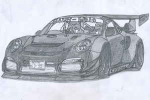 RWB Porsche 911 Turbo S by jmig3