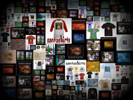 santoshirts mix color shirts.... by santoshirts