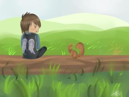 Sup' buddy by Ami-Cat