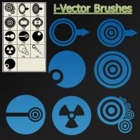 i-Vector Brush Pack by masahiroxt