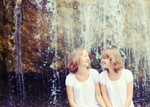 Twins - IV by Lifestyle-photo