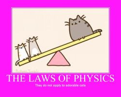 Cats and Physics by Pokefan8263