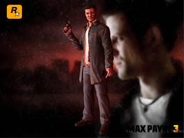 Max Payne (MP1) by Sticklove