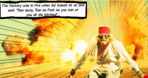 Axl Rose - epic moment by SoAxl